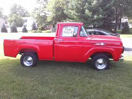 59 Ford F100 Pickup – Classic Cars & Hot Rods 2019 Ford F450 Truck Lock Haven 59 F1 Panel Truck Kewl Trucks Pinterest Fseries Third Generation Wikipedia F250 2004 For Beamng Drive Post A Picture Of Your Here Page Jdncongres 1957 Pickup Front Photo 2 1959 Go Foward Savings Way Our Fathers 2018 Detroit Auto Show Why America Loves Pickups Seattles Parked Cars Panel All Natural F100 Youtube