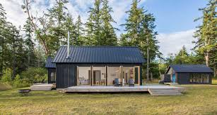 100 Minimalist Cabins Modern Cabin Inspired By Danish Design On The Hood Canal Washington