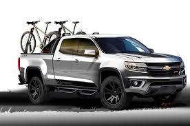 100 Chevrolet Truck Accessories 2015 Colorado Sport Silverado Toughnology Concepts Revealed