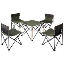 Amazon.com: Choice Outdoor Camp Portable Folding Table Chairs Set W ... 6 Pcs Patio Folding Fniture Set With An Umbrella Outdoor Tables Rustic Farmhouse Table Chairs Cosco 3piece Dark Blue Foldinhalf Set37334dbk1e Lifetime Contemporary Costco Chair For Indoor And Costway 5pc Black Guest Games Showtime 3 Pc Childrens By At Ding Home Kitchen Dinner Wood 4 Portable Camping And Neotech Deals The Depot 5pc Color Out Of Stock Figis Gallery Pnic Designs Youtube