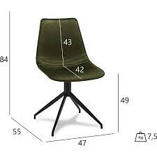 2x esszimmerstuhl drehstuhl samt grün sitzgruppe stuhl esszimmer stühle