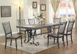 atlantic bedding and furniture annapolis savannah 7 piece dining set