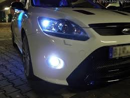 2012 ford focus mk3 xenon fog ls driving lights kit