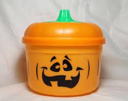 Mcdonalds Halloween Buckets by Pumpkin Bucket Etsy