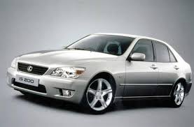 Lexus IS 200 1999 2005 used car review Car review