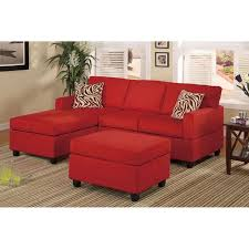 astonishing tight back sectional sofa 26 in black and red