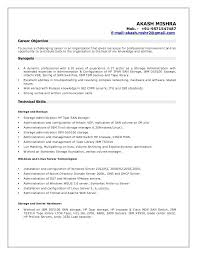 Sample Resume For Windows Server Administrator Storage Admin Thumbnail 4