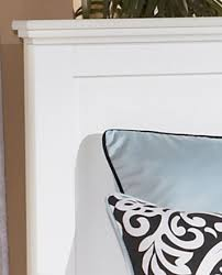 Ashley Bostwick Shoals Dresser by Bostwick Shoals Queen Panel Bed By Ashley Home Gallery Stores