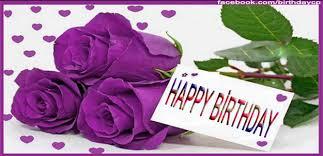 Happy Birthday Rose Celebration Picture