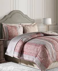 Macys Com Bedding by Blakely 8 Pc Reversible Bedding Ensembles Bed In A Bag Bed
