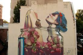 street art murals and digital paintings by etam cru partfaliaz