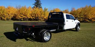 Flat Deck Truck Beds And Dump Bodies