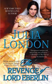The Revenge Of Lord Eberlin Julia London