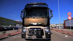 New Line Accessories For Truck For Renault Truck T | AcitoInox - YouTube