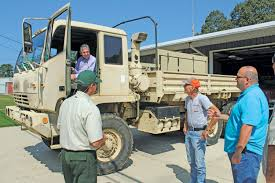 100 20 Trucks Military Trucks To Aid In Water Rescue The Wilson Times