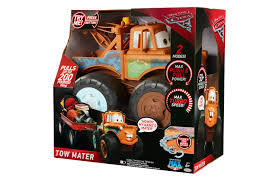 Cars 3 Mater Tow Truck – TechDad's Toy Reviews