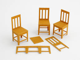 100 Printable Images Of Wooden Folding Chairs Template Drawings For Furniture Modelmaking Davidneat