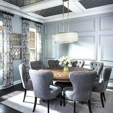 Dining Rooms With Round Tables Full Size Of Room Table Best Ideas On Large No