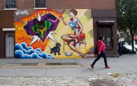 Famous Street Mural Artists by Street Art As Tourism Using Graffiti To Attract Visitors To The