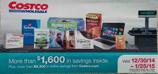 Costco US Coupon Book: December 30, 2014 – January 25, 2015 Promo Code For Costco Photo 70 Off Photo Gift Coupons 2019 1 Hour Coupon Cheap Late Deals Uk Breaks Universal Studios Hollywood Express Sincerely Jules Discount Online 10 Doordash New Member Promo Wallis Voucher Codes Off A Purchase Of 100 Registering Your Ready Refresh Free Cooler Rental 750 Per 5 Gallon Center Code 2017 Us Book August Upto 20 Off September L Occitane Thumbsie Upcoming Stco Michaels Broadway