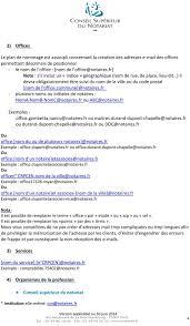 chambre des notaires nancy plan de nommage du domaine notaires fr pdf