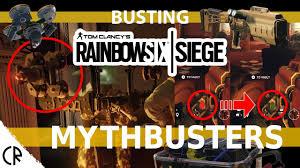 siege https mythbusters epi 27 rainbow six siege
