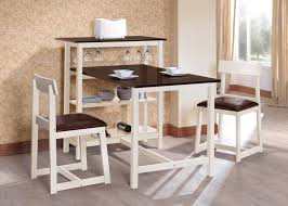 3 Piece Kitchen Table Set Walmart by Dining Room 3 Piece Dining Set With Drop Leaf Dining Table