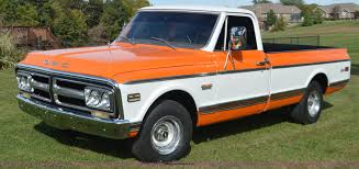 1972 GMC C10 Pickup Truck | Item I6402 | SOLD! November 4 Ve...