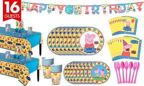 Peppa Pig Pumpkin Carving Ideas by Peppa Pig Party Supplies Peppa Pig Birthday Party City