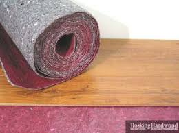 Laminate Flooring With Attached Underlayment by All About Underlayments