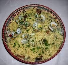 recette spaghetti aux coques 750g