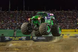 100 Monster Truck Grave Digger Videos Krysten Anderson Carries On Familys Legacy In