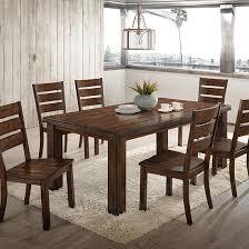 SimmonsR Englewood Rectangular Dining Table