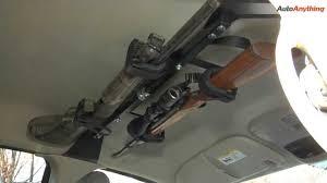 100 Gun Racks For Trucks How To Install Great Day Center Lok Overhead Rack For SUVs