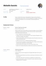 Guide: Catering Assistant Resume [ + 12 Samples ] | PDF ... Resume Sales Manager Resume Objective Bill Of Exchange Template And 9 Character References Restaurant Guide Catering Assistant 12 Samples Pdf Attractive But Simple Tricks Cater Templates Visualcv Impressive Examples Best Your Catering Manager Must Be Impressive To Make Ideas Sample Writing 20 Tips For