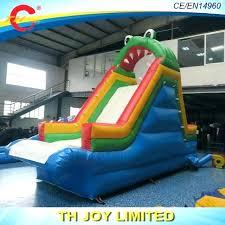Inflatable Pool Slides Slide For Pool Kids Inflatable Pool Slide