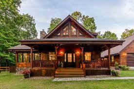 104 Wood Homes Magazine Timber Home Living Timber Frame Home Floor Plans Photos Building Advice