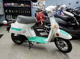 1986 Honda Spree 50