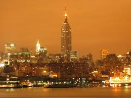 File Empire State Building Night Wikimedia mons