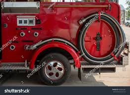 Firefighter Truck Tools Stock Photo 462323287 - Shutterstock