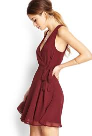 forever 21 beautiful burgundy dress clothes pinterest