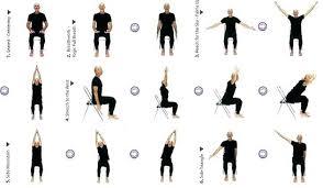 Chair Exercises For Seniors Yoga