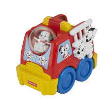 101 DALMATIANS Rollin' Round Fire Truck From Fisher-Price® | Infant ... Little People Lift N Lower Fire Truck Shop Toddler Power Wheels Paw Patrol Battery Ride On 6 Volt Fisher Price Music Parade On Vehicle Craigslist Fire Truck Best Discount Fisher Price Lil Rideon Amazoncouk Toys Games Firetruck Engine Moving 12 Rideon For Toddlers And Preschoolers Fireman Sam Driving The Mattel 2007 Youtube Powered Ride In Dunfermline Fife Gumtree