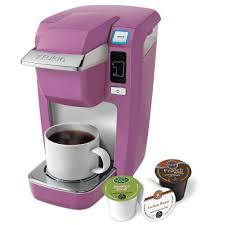 Keurig K10 Mini Hot Pink Mauve