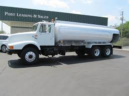 100 Trucks For Sale Knoxville Tn 1999 International 2654 Tandem Axle Fuel Lube Truck DT530 300HP