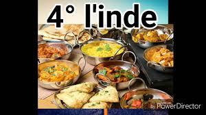 top 10 des cuisines du monde top10 1 meilleur pays ou l on mange le mieux au monde