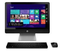 ordinateur de bureau prix hp envy recline 23 k230nf touchsmart prix promo pc de bureau