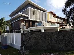 100 Terraced House Design Taman Sutera 3 Storey Architectural Interior Design
