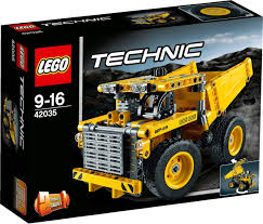 LEGO Technic 42035 - Mining Truck | Mattonito Lego Technic Bulldozer 42028 And Ming Truck 42035 Brand New Lego Motorized Husar V Youtube Speed Build Review Experts Site 60188 City Sets Legocom For Kids Sg Cherry Picker In Chester Le Street 4202 On Onbuy City Dump Mine Collection Damage Box Retired Wallpapers Gb Unboxing From Sort It Apps How To Custom Set Moc