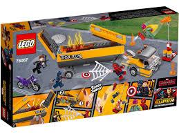 100 Lego Tanker Truck Takedown 76067 LEGO Marvel Super Heroes